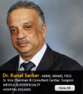 Dr. Kunal Sarkar, Cardiac Surgeon
