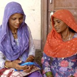 Chetna Helping People in her Village find cures for ailments